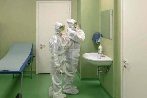 استقرار مرکز کنترل مسافران از ابتلای احتمالی به ویروس کُشنده
