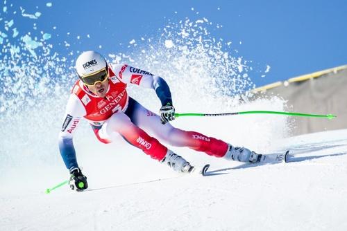 مسابقات جهانی اسکی آلپاین در اتریش/ خبرگزاری فرانسه