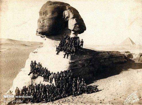 گزارش تصویری از جهان در ۱۰۰ سال پیش