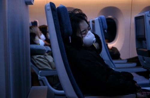 یک پرواز داخلی در شانگهای چین/ خبرگزاری فرانسه