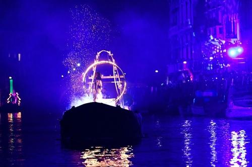 افتتاحیه کارناوال سالانه ونیز ایتالیا/ خبرگزاری فرانسه