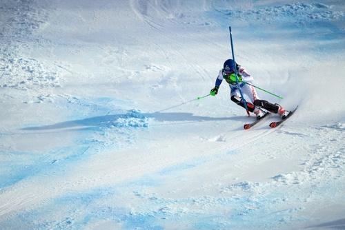 مسابقات جهانی اسکی آلپاین زنان در اسلوونی/ خبرگزاری فرانسه