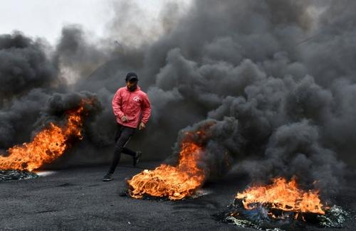 اعتراضات ضددولتی در شهر