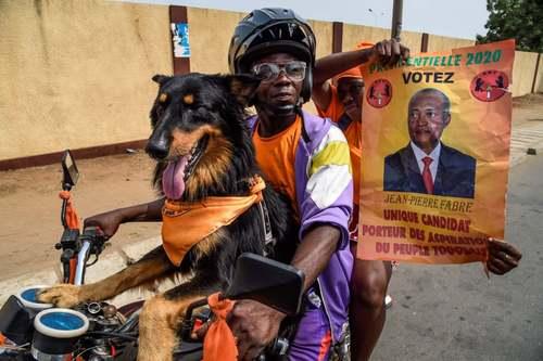 انتخابات ریاست جمهوری در کشور آفریقایی