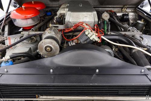 موتور 5.2 لیتری با 444 اسب بخار خروجی