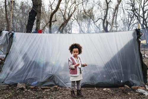 پناهجویان در مرز ترکیه و یونان/ خبرگزاری آناتولی