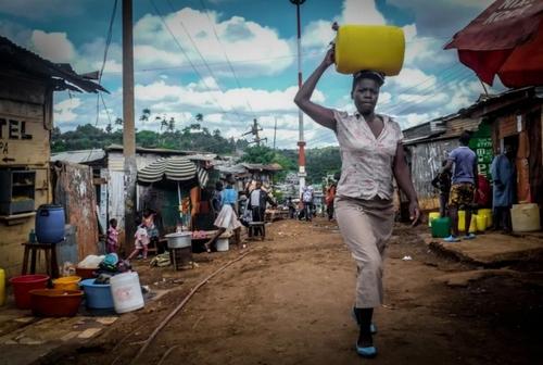 بحران کمبود آب در پی بحران کرونا در شهر