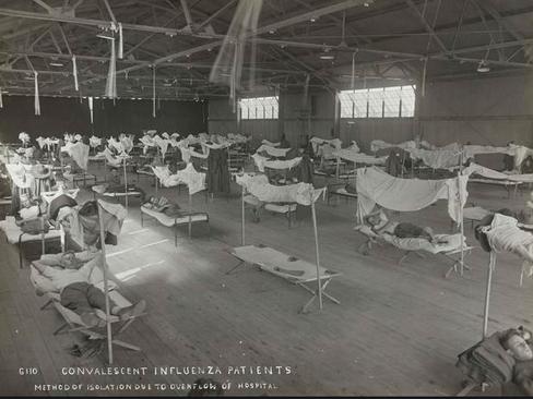 بیمارستان صحرایی پایگاه نظامی