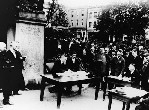 جلسه دادگاهی در شهر