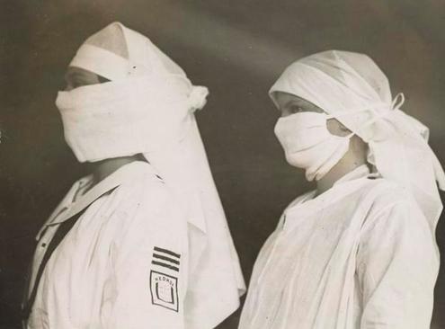لباسهای محافظتی پرستاران و کادر درمان