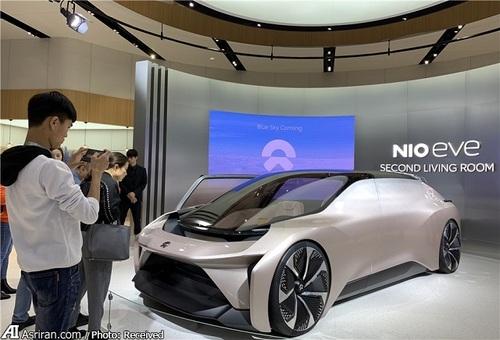 اولین مدل مفهومی این برند در نمایشگاه هایکو 2019
