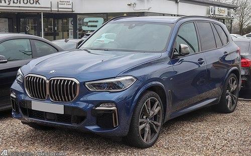 ب ام و BMW G05 از نسل چهارم مدل 2019