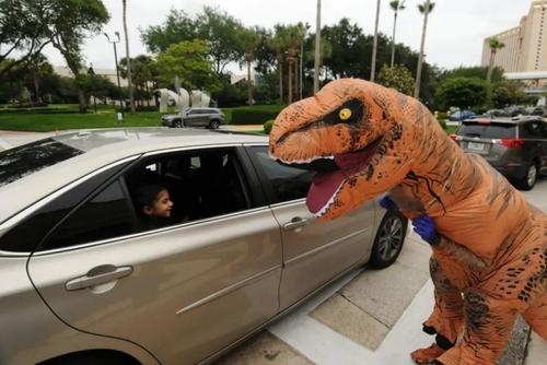 رالی خودرویی جشن عید فطر در شهر