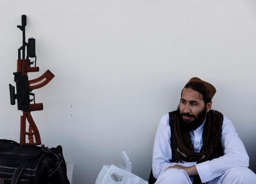 زندانیان آزاد شده عضو گروه طالبان در زندان