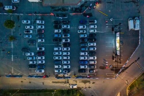 یک سینمای خودرویی در شهر استانبول ترکیه/ خبرگزاری فرانسه