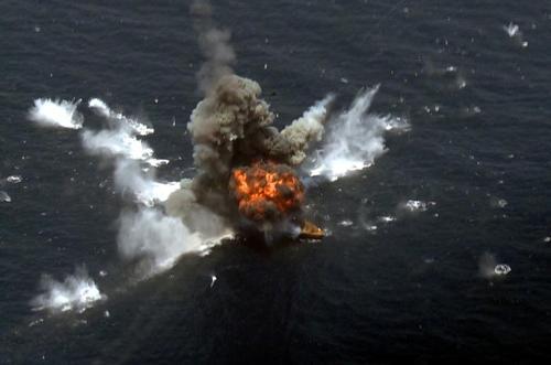 آزمایش موفق موشک جدید کروز دریایی ایران در آبهای دریای عمان/ وانا