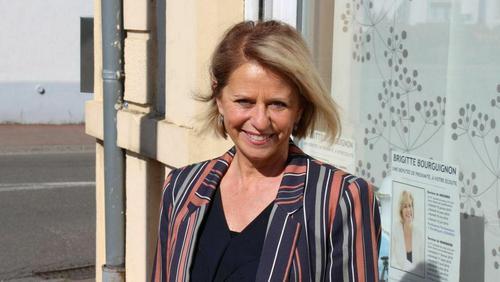 بریژیت بورگینیون - Brigitte Bourguignon  وزیر مشاور در امور معلولین