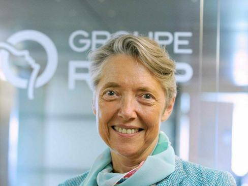 الیزابت بورن - Elizabeth Borne وزیر کار