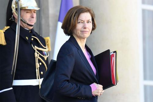 فلورانس پارلی - Florence Parly وزیر نیروهای مسلح (دفاع)