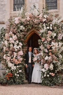 مراسم ازدواج شاهزاده