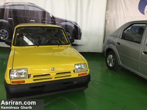 خودروی سپند که نمونه ایرانی شده رنو 5 بود روزگاری در مجموعه پارس خودرو تولید و روانه بازار می شد. سپند جوانان نمونه  اسپرت شده این خودرو بود که معمولا هم به رنگ زرد تولید و روانه بازار می شد
