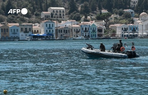 جزیره یونانی