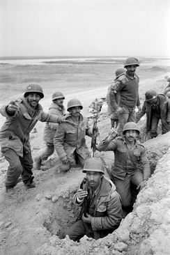 18 مارس 1985 - نیروهای عراقی در شمال بصره