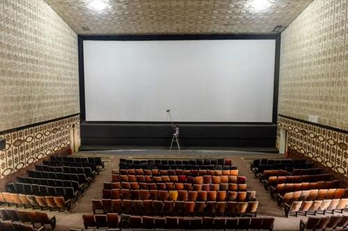 بازگشایی سینماها در هند/ شهر