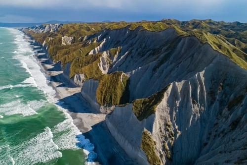 نمایی از جزایر کوریل / روسیه/ ایتارتاس