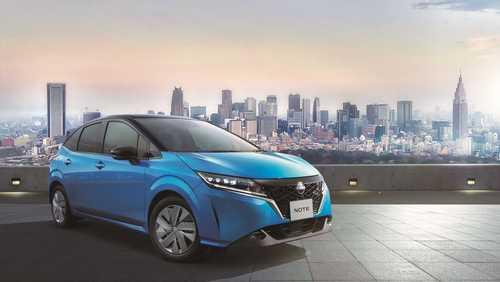 خودروی اقتصادی نیسان با طراحی جدید با پیشرانه هیبریدی(+عکس) - موبنا