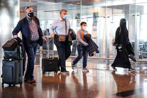 نخستین پرواز تجاری بین قطر و مصر پس از 3 سال و نیم محاصره قطر از فرودگاه دوحه به مقصد قاهره انجام شد./ خبرگزاری فرانسه