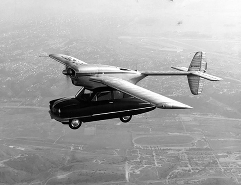 مدل کانوایر ۱۱۸، سال ۱۹۴۷ میلادی
