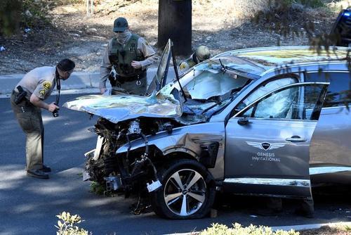 تصادف شدید خودرو