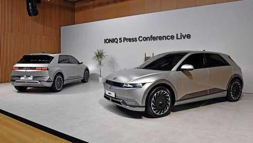 """""""آیونیک 5""""خودروی مهم هیوندای وارد بازار خواهد شد/ طراحی متفاوت و آینده نگر برای عبور از استانداردهای موجود! (+عکس)"""