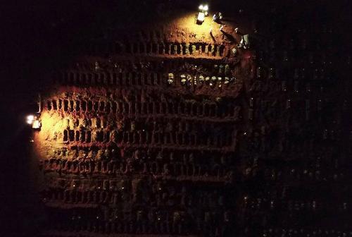 دفن شبانه فوتی های پرشمار ناشی از بیماری کووید 19 در گورستانی در شهر سائوپائولو برزیل. در 1 ماه گذشته بیش از 60 هزار نفر در برزیل در اثر ابتلا به کرونا جان باخته اند./ رویترز
