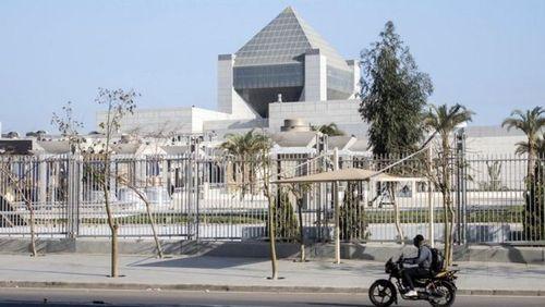 موزه ملی جدید مصر/EPA