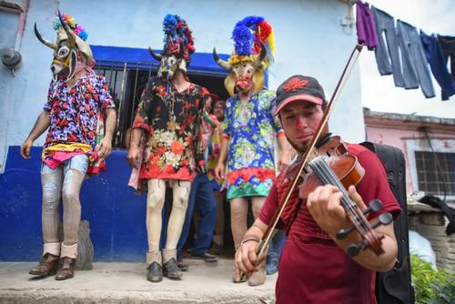 برگزاری یک کارناوال سنتی در شهر واراکروز مکزیک/ زوما