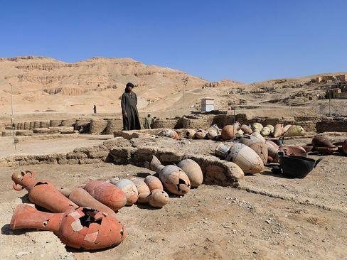 کشف یک شهر باستانی 3 هزار ساله در نزدیکی شهر