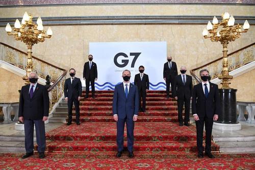 نشست وزرای خارجه 7 کشور صنعتی جهان موسوم به