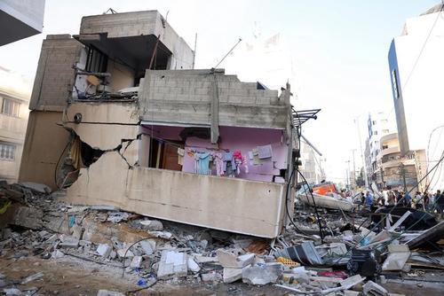 دیدنی های امروز؛ از جنگ غزه تا موج جهانی محکومیت اسراییل