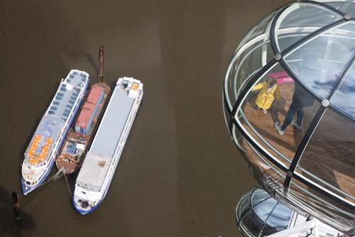 چرخ فلک لندن/ رویترز