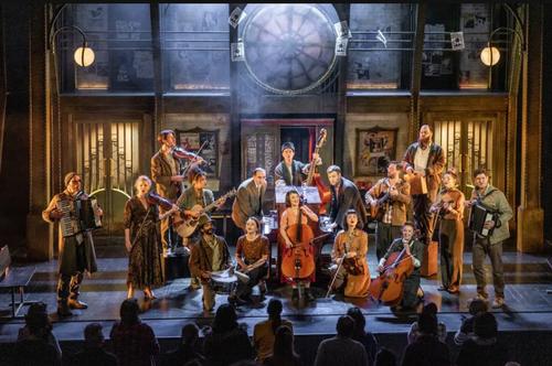 بازگشایی سالن های تئاتر در شهر لندن/ گتی ایمجز