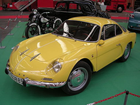A110- مدل 1962 تا 1977