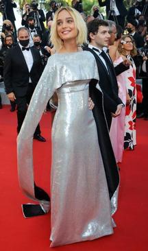 فرش قرمز جشنواره فیلم کن فرانسه/ رویترز