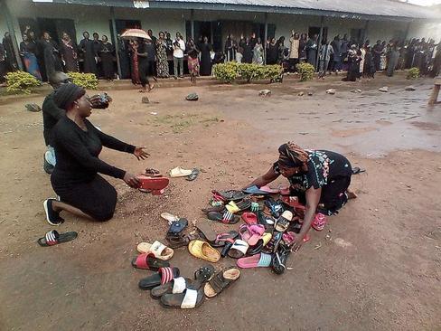 ربوده شدن دوباره دهها دانش آموز نیجریه ای از سوی گروه تروریستی بوکوحرام/ رویترز