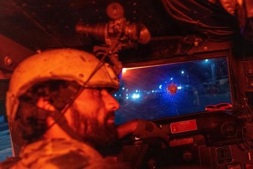 نیروهای ویژه ارتش افغانستان در حال نبرد با طالبان در قندهار/ رویترز