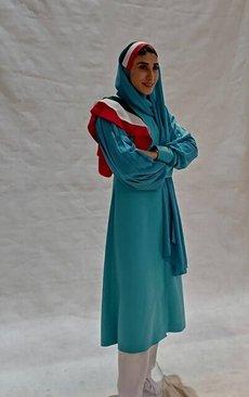 رونمایی از لباس رسمی کاروان ایران در المپیک توکیو (عکس)