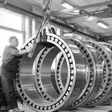 نگاهی به تاریخچه یکی از بزرگترین تولیدکنندگان «یاتاقان» در جهان (+عکس) - موبنا
