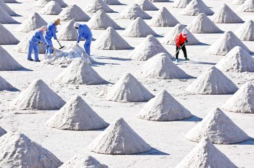 معدن نمک/ چین/ گتی ایمجز