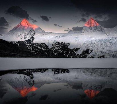 عکاس : «Jiming Zhang» / موقعیت عکس «تبت»